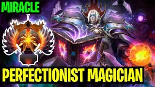 Perfectionist Magician - Miracle- Invoker - Dota 2
