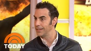 Sacha Baron Cohen: Donald Trump Fans Will Hate 'Brothers Grimsby' | TODAY