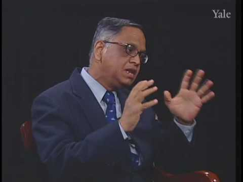 An Interview with N.R. Narayana Murthy