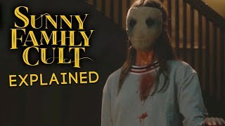 SUNNY FAMILY CULT Ending Explained (Seasons 1+2)