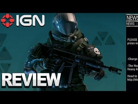 Blacklight: Retribution - Video Review