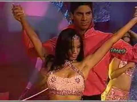 Show 2007 - Jhoany Vegas - Bailando en la TV (Jul. 2007)