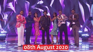 Derana Dream Star Season 09  ( 08 - 08 - 2020)