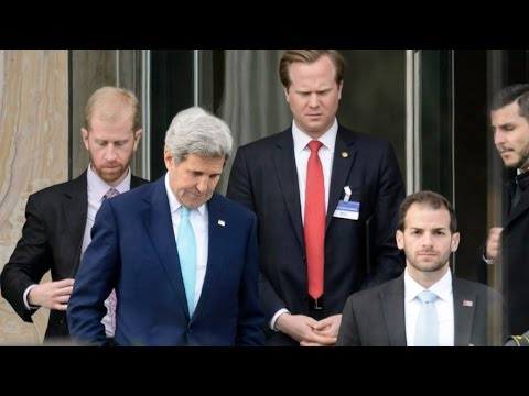 Secretary of State John Kerry will stay in Switzerland as Iran Nuclear Talks Continue