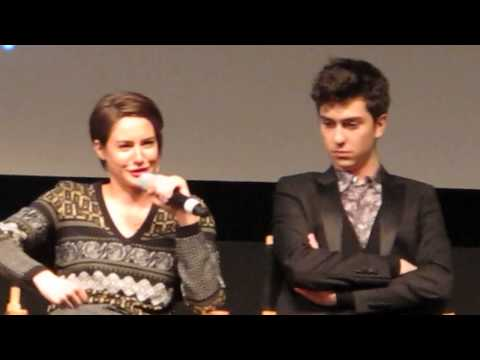 The Fault In Our Stars Cast Q & A In NYC - Part 3