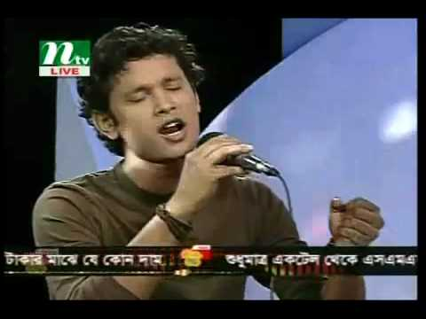 Din Gelo Raat Gelo - Rajib (hq).mp4 video