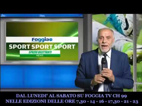TG DILETTANTI NEWS SU FOGGIA TV 99 ORE 7,30 – 14 – 16 – 17,30 – 19,30 E 23