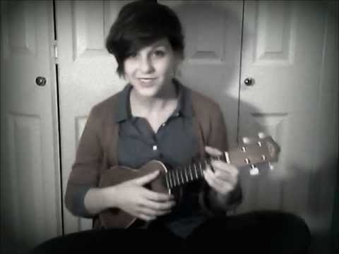 Ukulele Cover of Hallelujah by Jeff Buckley