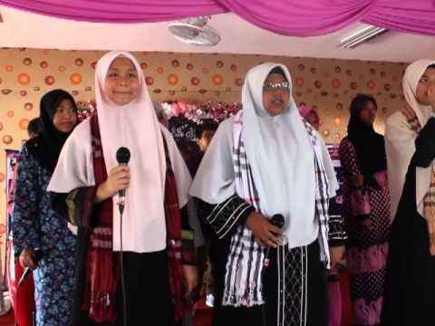 Johan Nasyid Minggu Panitia Agama & Bahasa Arab Skp 2013 video
