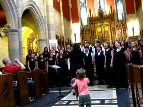 Since U Been Gone performed by Taconic High School Chorus