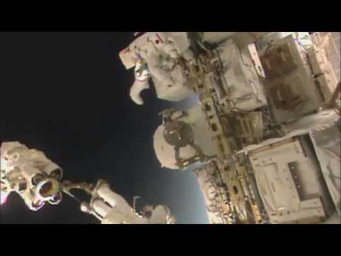 U.S. spacewalk on ISS on This Week @NASA
