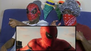 SPIDER-MAN: HOMECOMING Official Trailer #2 Reaction