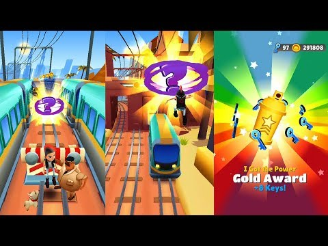 SUBWAY SURFERS MYSTERY MONDAY (SPIKE)