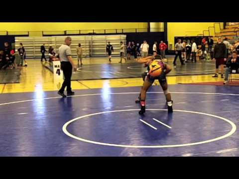 2011 Intermat JJ Classic - Mark Hall vs Mitchell Hartwig