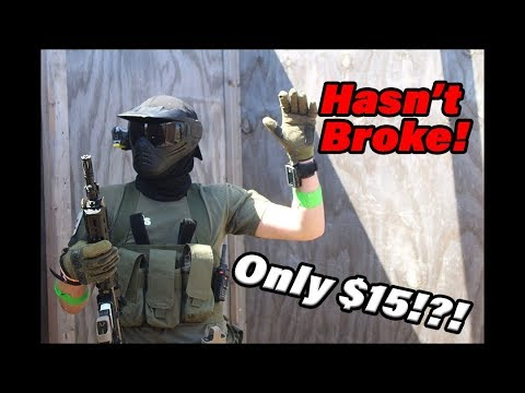 $15 CHEST RIG, ANY GOOD?!? Gryffon Golem Chest Rig Review