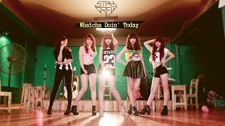 4MINUTE Whatcha Doin Today Dance Cover by Stay Crew from Vietnam