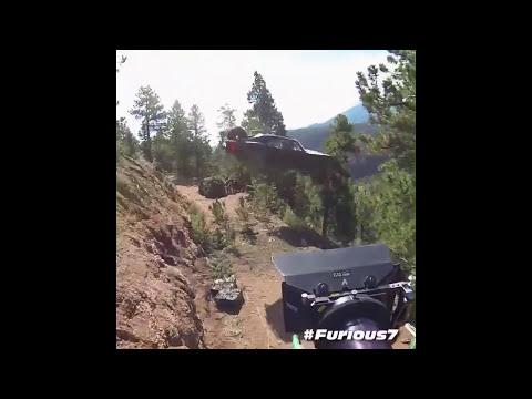Furious 7 Official Instagram Sneak Peek 5 (2015) - Paul Walker, Vin Diesel Movie HD
