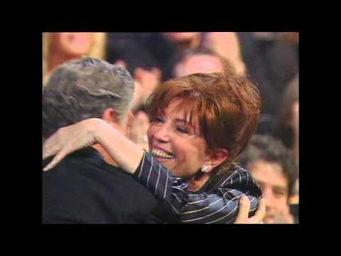 Mercedes Sampietro gana el Goya a Mejor Actriz Protagonista en 2003