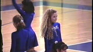 1996   Jenn Dance Team Performance Basketball game