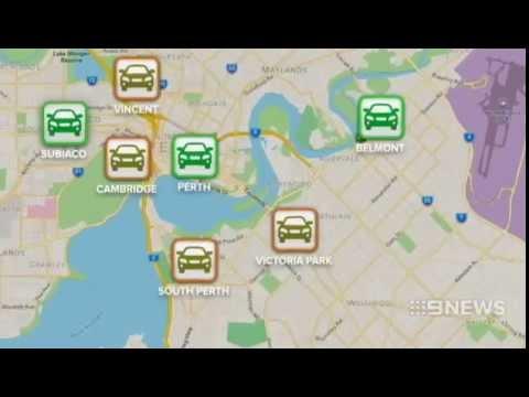 Car Sharing   9 News Perth