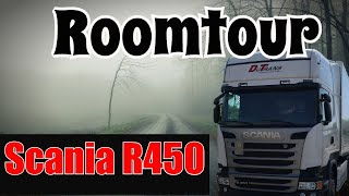 Scania R450 Roomtour