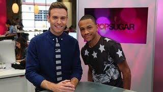 Blue Caprice Star Tequan Richmond on His Role as the DC Sniper | POPSUGAR Interview