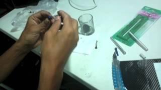วิธีทำปากกา stylus 2 diy [แบบใ