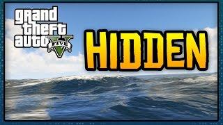 Grand Theft Auto 5: Sea Skeleton Easter Egg [GTA V Secrets] Location!