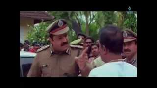 CRIME FILE Movie - Suresh Gopi Punch Dialogue