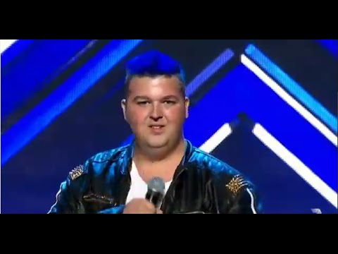 Nathanial Tarrant - The X Factor Australia 2014 - AUDITION [FULL]