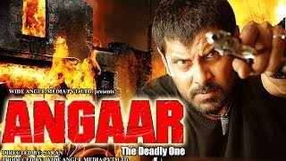 Angaar - The Deadly One- Vikram | Full Length Action Movie Action 2015