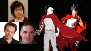 Anime Voice Comparison- Tetsuo Shima (Akira)