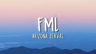 Download lagu Arizona Zervas - FML (Lyrics)