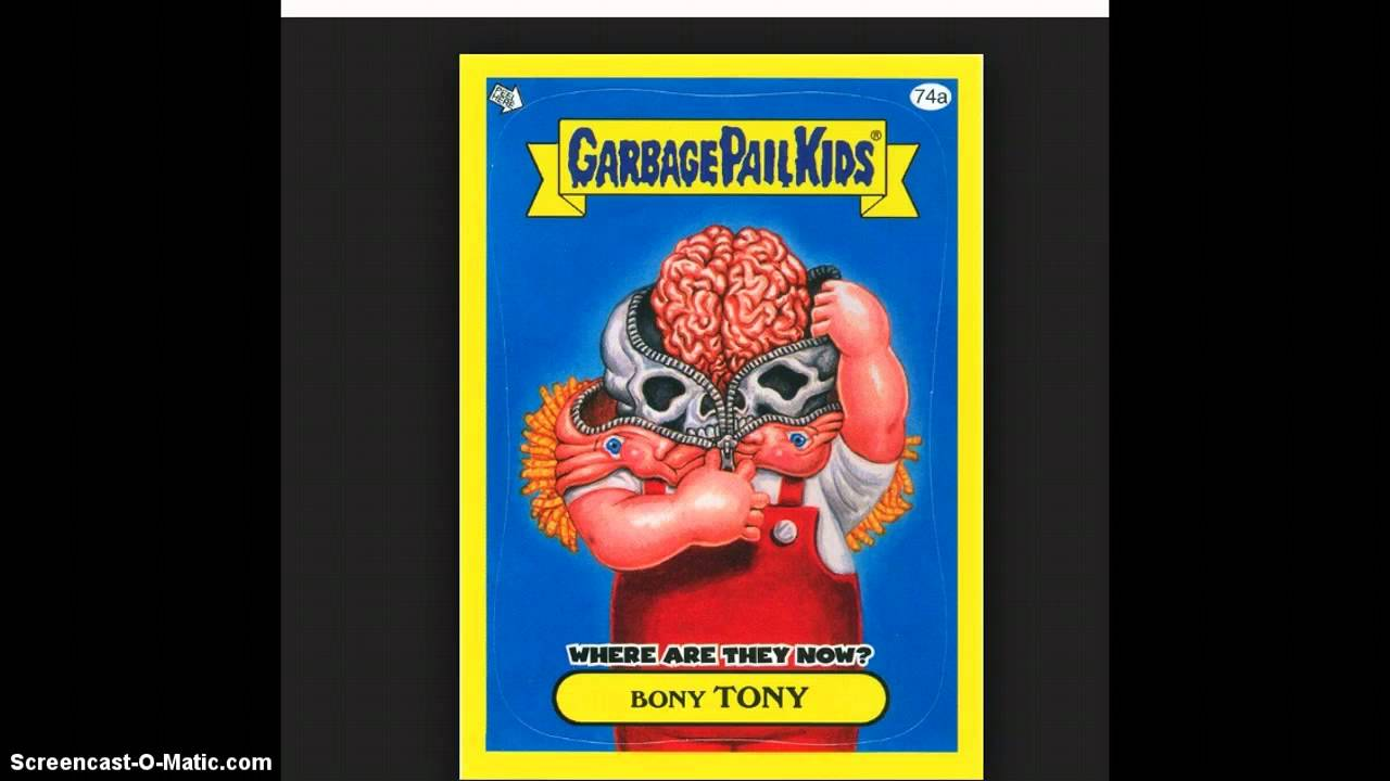 Garbage Pail Kids Youtube