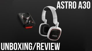 Astro A30 Headset Review & Unboxing