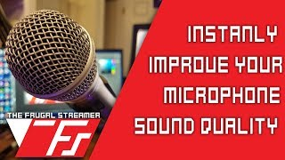 Instantly Improve Your Microphone Sound Quality Without Extra Software  Windows (7/8.1/10)