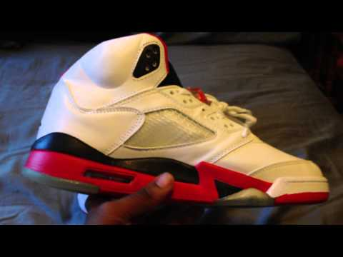 JORDAN 5 X FIRE RED TRADE-MERCHANT.COM