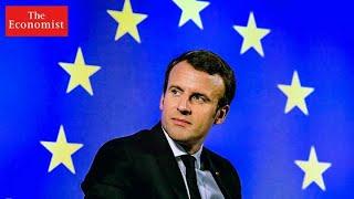 Is Emmanuel Macron the EU's most powerful politician? | The Economist