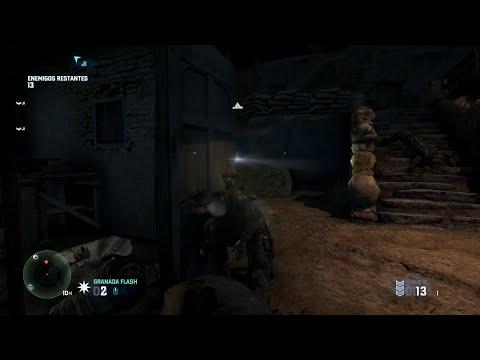 REGRESO A LAS SOMBRAS | Splinter Cell: Blacklist - Coop c/ None