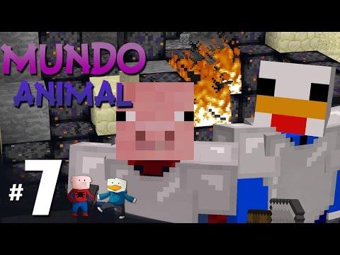 CREEPERS LUNARES!| EP.7 | MUNDO ANIMAL CON CELOPAN