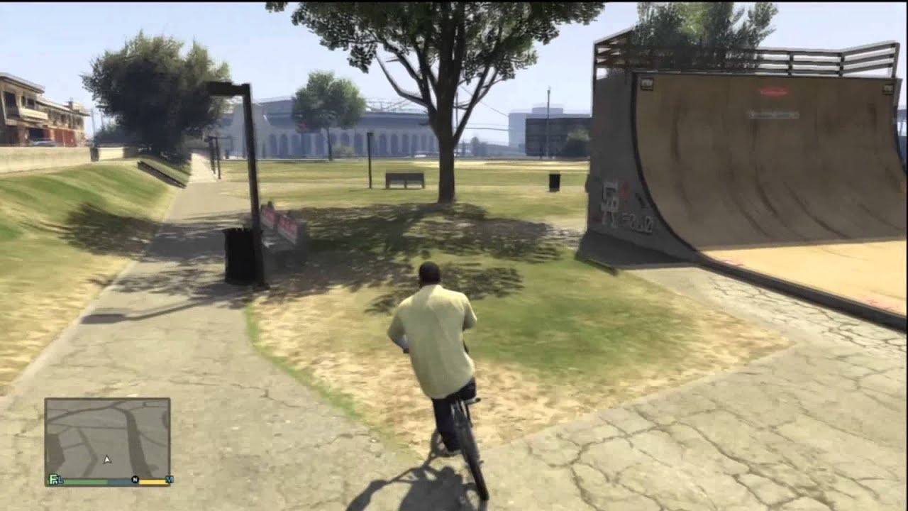 Bikes Gta V GTA V Bike Location and Tricks
