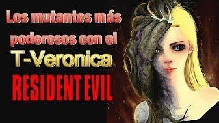 Top 7: Los mutantes más poderosos con el T-Veronica