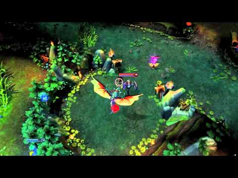 League Of Legends - Kha'zix Champion Spotlight