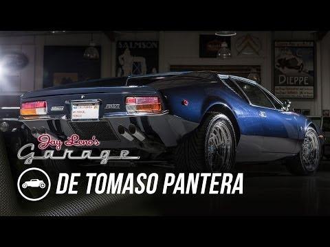 1971 De Tomaso Pantera - Jay Leno's Garage