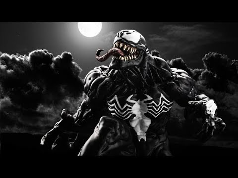 Venom - Evolution in Cartoons & Films