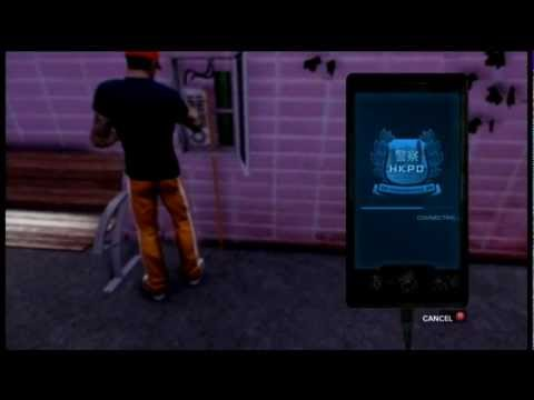 Sleeping Dogs Gameplay Part 09 (how To Hack Police Camera) video