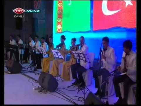 Eskisehir Turkmenistan Kultur  Gunleri