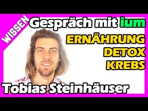 Diskussion mit ium: Tobias Steinhäuser - Ernährung - Detox und Krankheiten