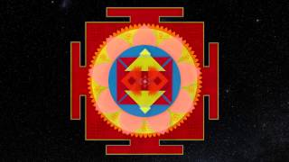 Защитная Янтра и Мантра. Protection Yantra and Mantra