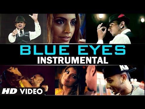 Blue Eyes Instrumental Video Song (Hawaiian Guitar) - Yo Yo...